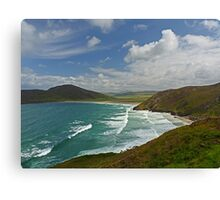 Tranarossan Bay - Co Donegal Canvas Print