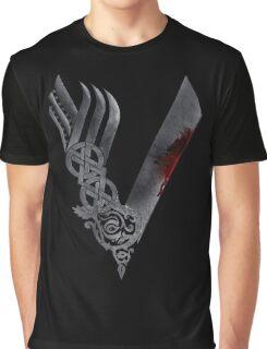 V T-shirts Graphic T-Shirt