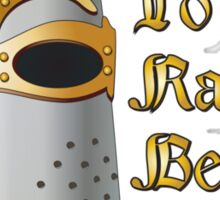 I'd rather be LARPing Sticker