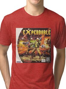 expendable Tri-blend T-Shirt