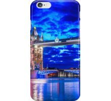 Tower Bridge Of Lights iPhone Case/Skin