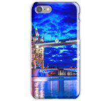 Tower Bridge Of Lights iPhone Case/Skin