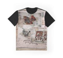 The Fishing Bag Cover Graphic T-Shirt