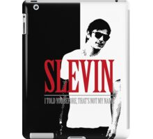 Lucky Scarface Slevin iPad Case/Skin