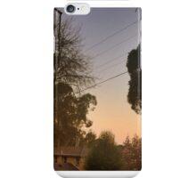evening light iPhone Case/Skin