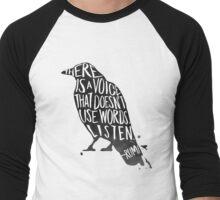 Intui+tion Solid Men's Baseball ¾ T-Shirt