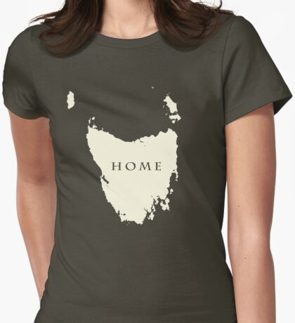Tasmania Australia Womens Fitted T-Shirt