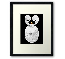 Cute Penguin  Framed Print