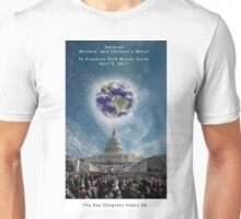National Mothers' and Childrens' March Unisex T-Shirt