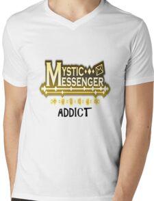 Mystic Messenger Mens V-Neck T-Shirt