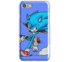 Sonic With... iPhone Case/Skin