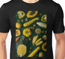 Yellow food Unisex T-Shirt