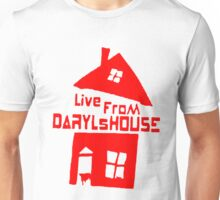 daryl hall live from daryls house Unisex T-Shirt