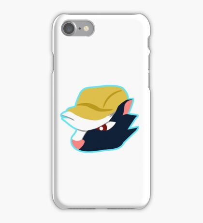 Kicks Head iPhone Case/Skin