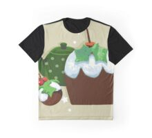 Lily's Very Berry Christmas  Graphic T-Shirt