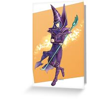 Yu-Gi-Oh! Mahado the Dark Magician Greeting Card