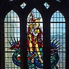 Saint George and the Dragon by Yampimon