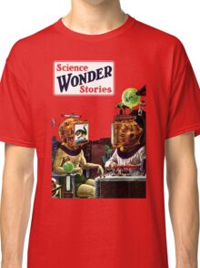 Science Wonder Stories magazine Classic T-Shirt