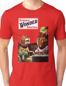Science Wonder Stories magazine Unisex T-Shirt