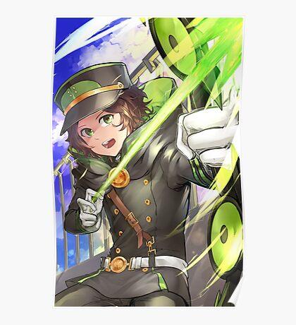 Seraph of the End: Yoichi Saotome Poster