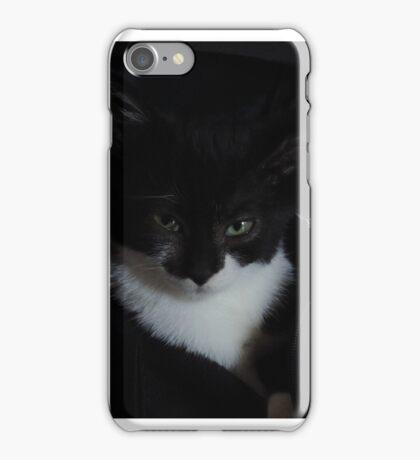 bad joker iPhone Case/Skin