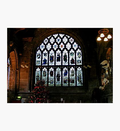 Chester Cathedral Refectory  Photographic Print