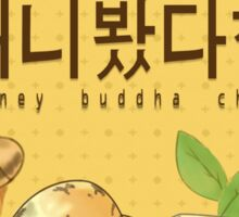 MYSTIC MESSENGER HONEY BUDDHA CHIP Sticker