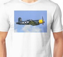 Goodyear FG-1D Corsair KD345 G-FGID Unisex T-Shirt