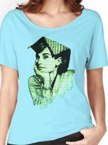 Audrey Hepburn pn03 Women's Relaxed Fit T-Shirt