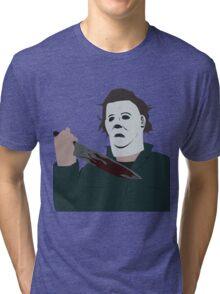 The Shape Minimalistic Tri-blend T-Shirt