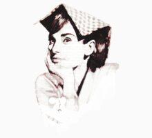 Audrey Hepburn pn04 by Palluch Atelier
