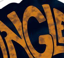 Angler Sticker