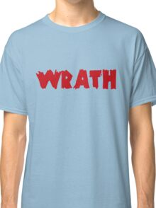 Wrath Zero Hour  Classic T-Shirt