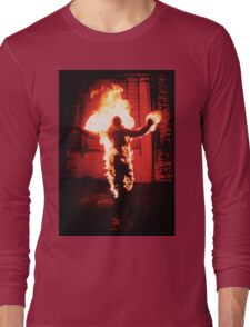 Radioactive Clothing  Long Sleeve T-Shirt