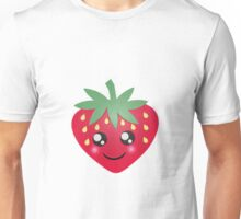 Happy Strawberry Unisex T-Shirt