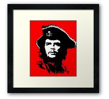 Pirate Che Guevara Framed Print