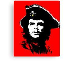 Pirate Che Guevara Canvas Print