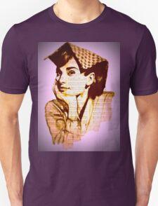 Audrey Hepburn pn07 T-Shirt