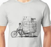 Rickshaw Unisex T-Shirt