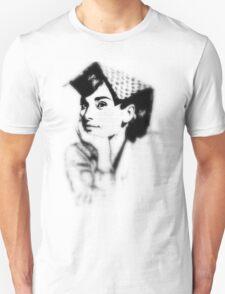 Audrey Hepburn pn07 Unisex T-Shirt