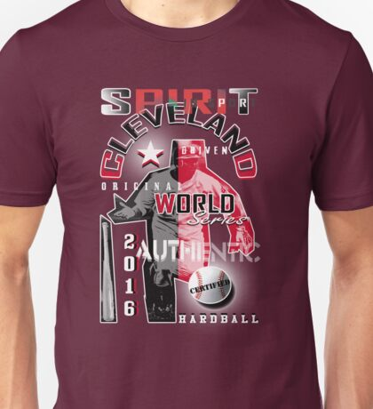 cleveland world series Unisex T-Shirt