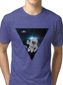 Capitain KitKat Lost in Space Tri-blend T-Shirt