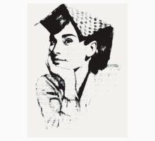 Audrey Hepburn pn07 by Palluch Atelier