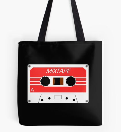 Mixtape Cassette Tape by Chillee Wilson Tote Bag