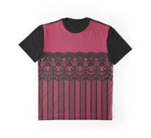 Lace Border 2 Graphic T-Shirt