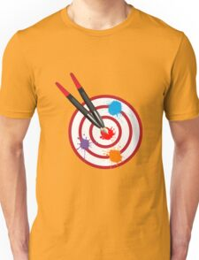 PaintingOnTarget Unisex T-Shirt