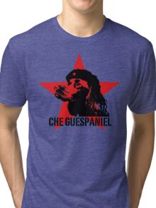 Che Guespaniel Tri-blend T-Shirt