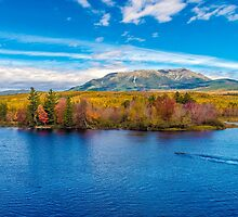 Katahdin by Glenn Gordon