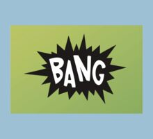 Cartoon Bang by Chillee Wilson Baby Tee