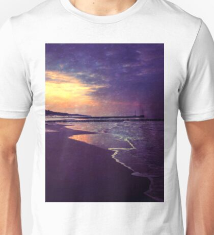 Walking on the dream Unisex T-Shirt